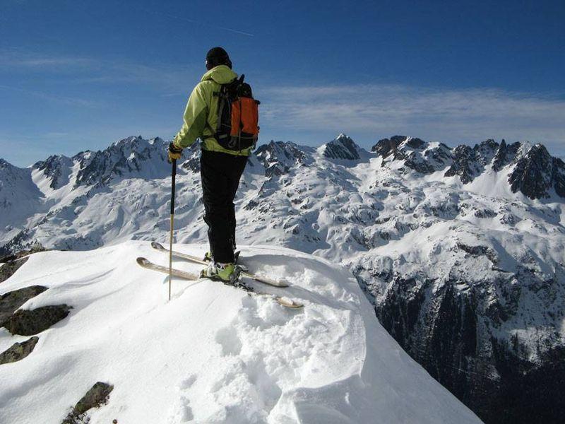 Ski test