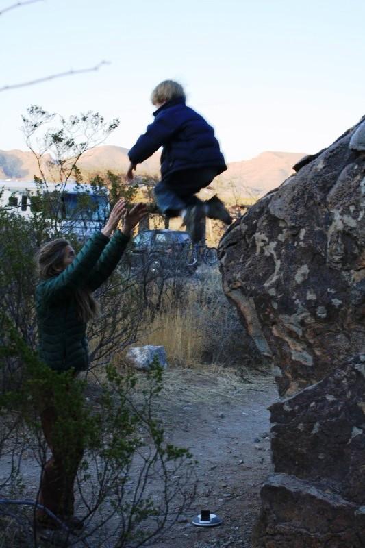 Owen jumping 2