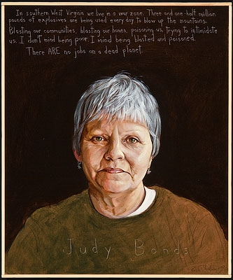 Judy Bonds
