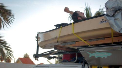 5_Sleeping in Boat