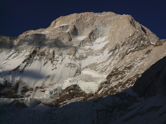Makalu West Face by Steve House