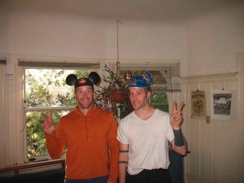 James and Matt
