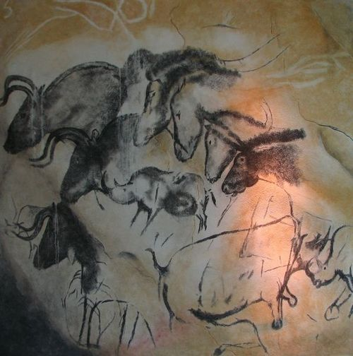 Chauvet_cave,_paintings