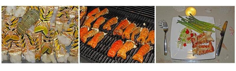 B11 Abaco Lobster Dinner