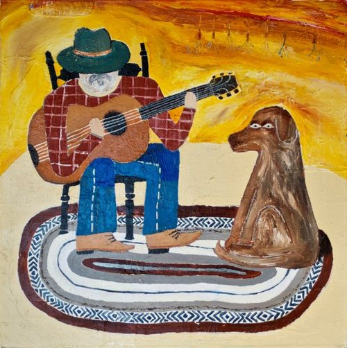 Guitar_dog