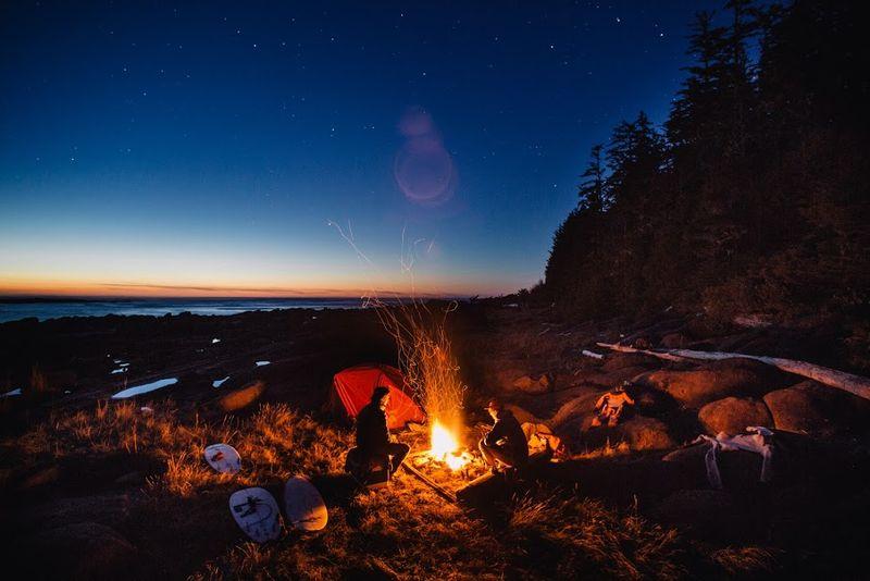 Long exposure camp